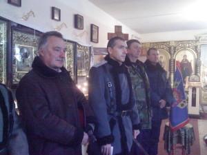 казаки в храме всегда праздник